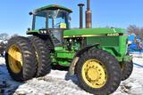 John Deere 4850 MFWD Tractor, 7930 Hours, Big 100