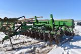 Great Plains Solid Stand 15 Grain Drill With GP C
