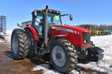 2011 Massey Ferguson 7475 MFWD Tractor, 2614 One