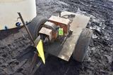 Agco Power PTO Generator On Cart, 120/220 Volt,