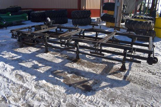 Yetter Systems One Seed Jet II Pro Seed Box Tender, 4 Box System, Trailer Deck Mount,