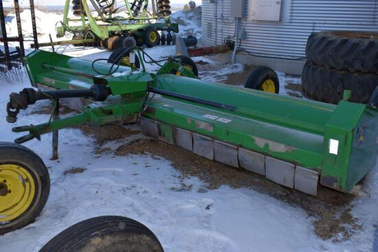 "John Deere 115 PT Stalk Chopper, 1 3/8"" 1000PTO, 4 Wheel Transport, Hydraulic Lift,"