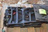 John Deere 40 thru 60 series hydraulic seat suspension parts