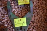 John Deere Hydraulic Cylinder Brackets, for 20 series, 2 total