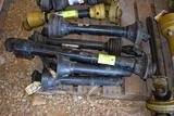 Assorted PTO Shafts