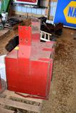Rock Box For IH Tractor