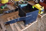 Rock Box For IH or Case IH Tractor