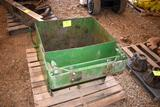 Rock Box For John Deere Tractor
