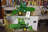 Prestige John Deere 45 Self Propelled Combine with Box