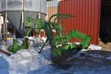 John Deere 280SL Hydraulic Loader, 98