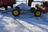 John Deere 1065A Running Gear, 12.5x15 Tires, extension pole