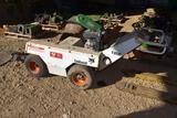 Bobcat T208 Trencher, 5