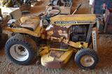 Allis Chalmers Model B-10 Garden Tractor, SN: 054419, Motor Is Free, Does Not Run,