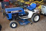 Ford YT12.5 Lawn & Garden Tractor, 12.5HP B&S Motor, 38