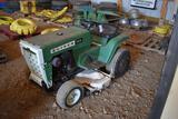 Oliver 105 Town & Country Garden Tractor, Kohler Engine, 48