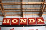 Single Sided Lighted Honda Dealer Sign,5 Piece Sign, Individual Plastic Insert Letters on