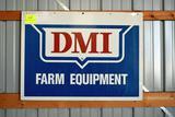 Tin Single Sided DMI Dealer Equipment Sign, 32