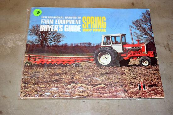 1967 IH Spring Buyers Guide Catalog