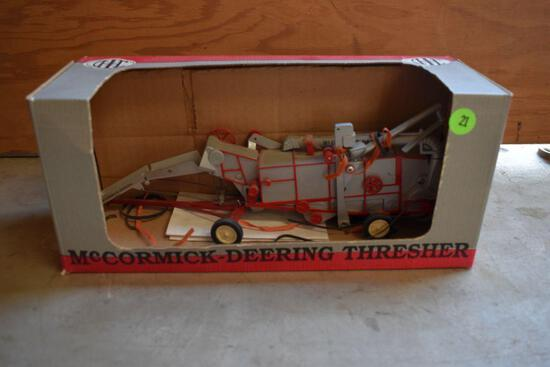 Spec Cast McCormick Deering Thresher, 1/28 Scale, Special Edition