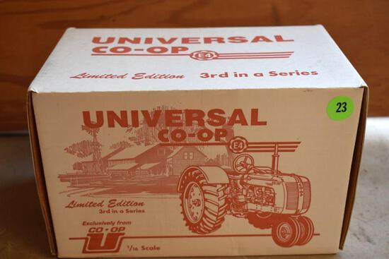 Universal Co-op E4 Tractor, 1/16 Scale, Limited Edition, 3rd in a Series