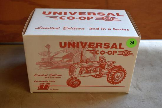 Universal Co-op E2 Tractor, 1/16 Scale, Limited Edition, 2nd in a Series