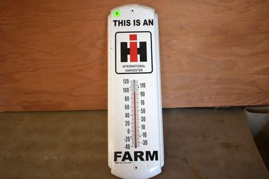 IH Farm Thermometer