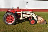 1962 Farmall 460 Gas Tractor, Wide Front, 13.6x38 Tires, Clam Shell Fenders, Fast Hitch, Good TA,