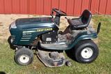 Craftsman 19.5HP Ride Lawn Mower, 46