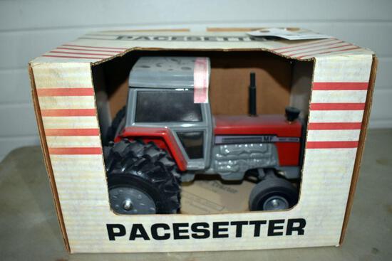 Massey Ferguson Pace Setter Decanter with box