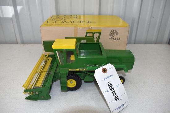 Ertl John Deere Original Ice Cream Box 6600 Combine Box in Good Condition Show Wear