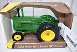 Ertl John Deere AR Tractor 1/16 scale with box