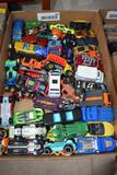Assortment of Hot Wheel Cars