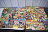 Assortment of Comic Books