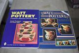 2 Watt Hard Covered Books