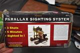 Hyskore Parallax Sighting System, box unopened