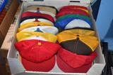 Assortment of vintage hats