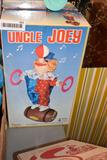 Uncle Joey batter operated with box