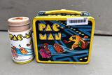 1980 Aladdin Industries Pac-Man lunch box with thermos