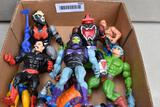 Assortment of Master of the Universe action figures