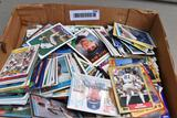 Assortment of 1980's Tops baseball cards