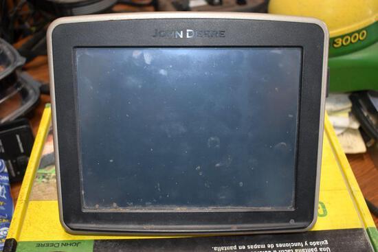 John Deere 2630 Display, SN: PCGU2UA306072, SF1 AutoTrac