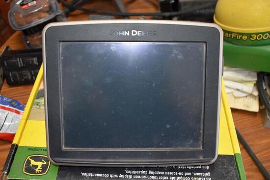 John Deere 2630 Display, SN: PCGU2UA351313, SF2 AutoTrac, Row Sense, Machine Sync
