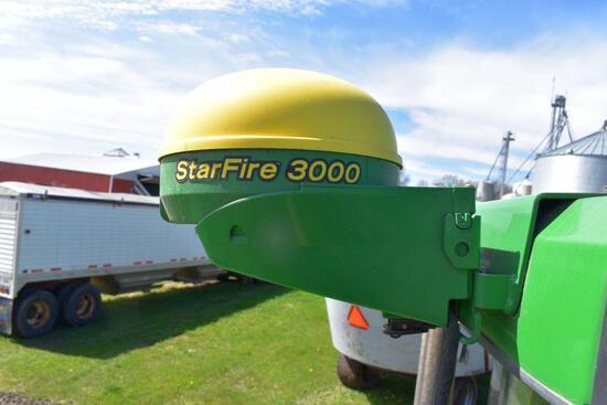 John Deere Starfire 3000 Globe, SN: PCGT3TA123944