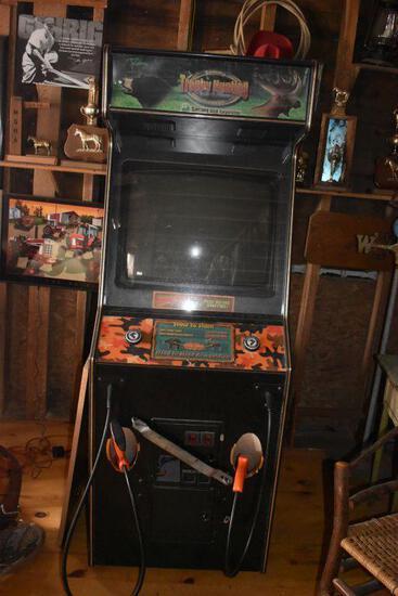 Trophy Hunter Arcade Game
