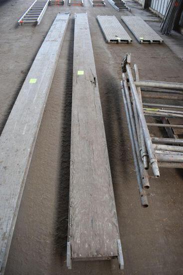 20' Alumium Plank