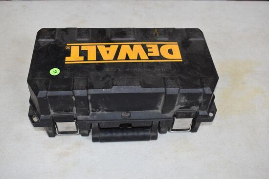 DeWalt DW402 Corded Grinder with Case