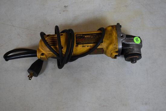 DeWalt D28110 Corded Grinder