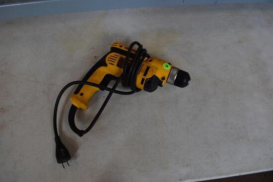 """DeWalt DWD110 3/8"""" Corded Drill, Keyless Chuck"""