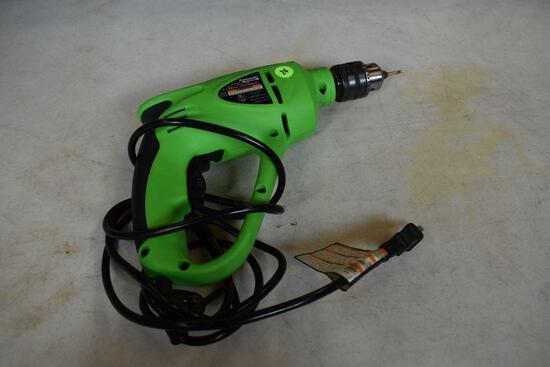 "Kawasaki 1/2"" 6.6 Volt Corded Drill"