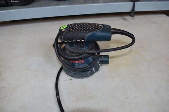 Bosch Model RO510 Sander